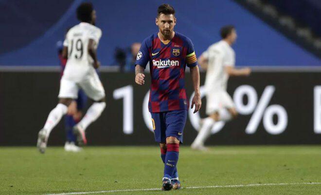 Barcelona Digunduli Bayern Munchen 8 Gol