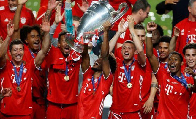 bayern munchen menjuarai liga champions