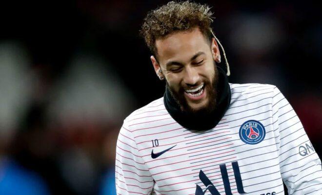 neymar lemparkan pujian