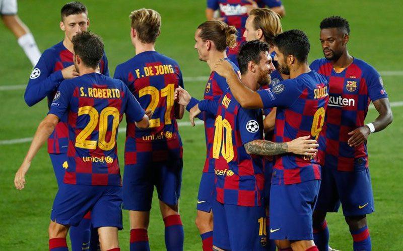 drama di tim barcelona