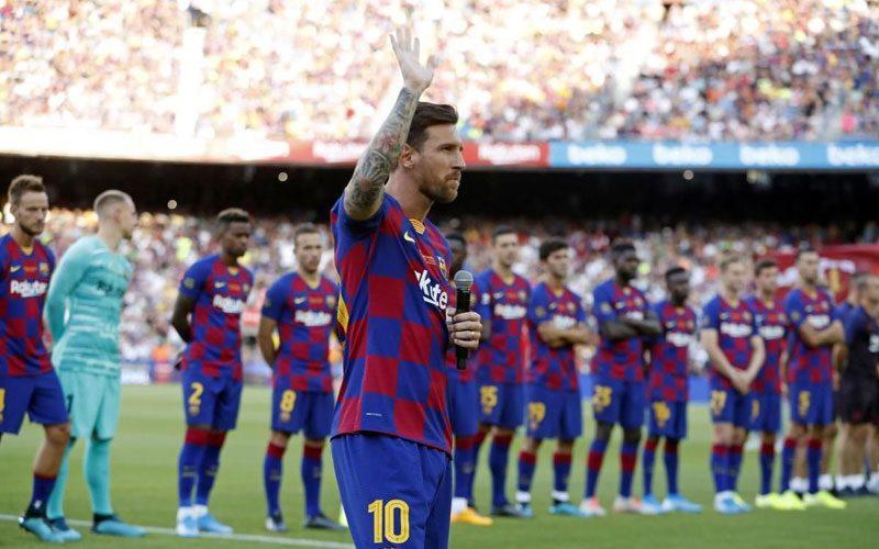 barcelona siap membalas kekalahan
