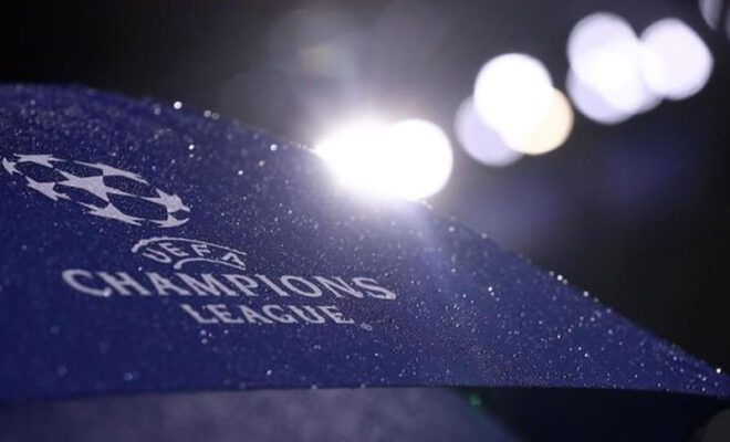 liga champions matchday 4