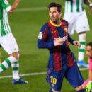 barcelona VS real betis