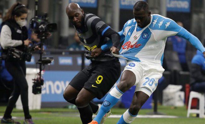 pertandingan inter vs napoli