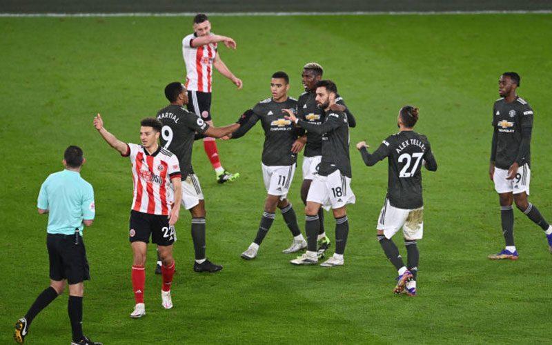 manchester united menang di kandang sheffield