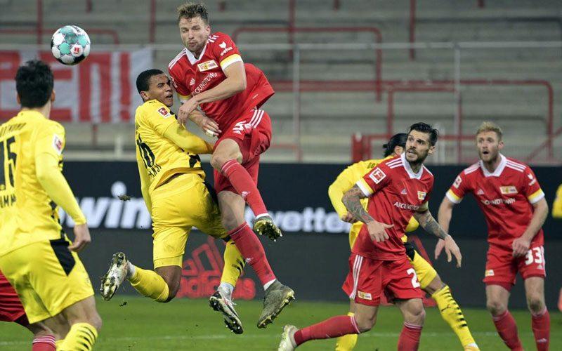 pertandingan union berlin vs borussia dortmund