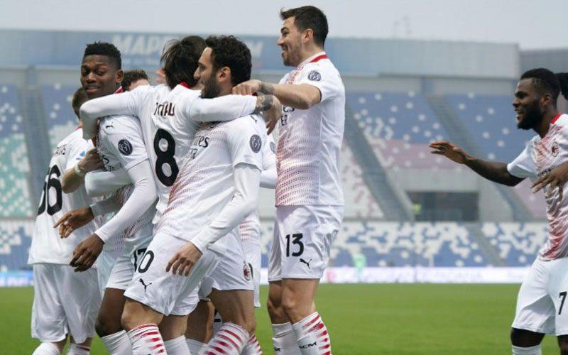 pertandingan sassuolo vs ac milan