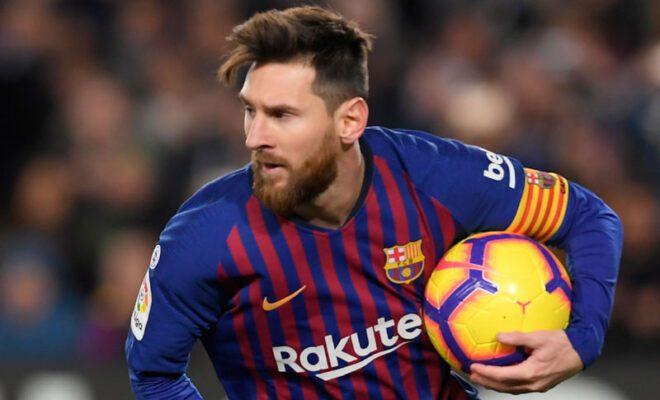 lionel messi dan nasib barcelona