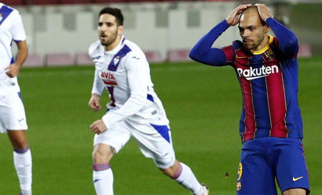 tahun buruk bagi barcelona