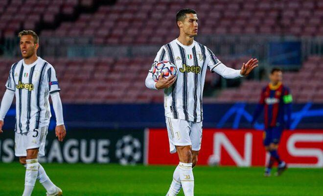 ronaldo cetak gol melebihi messi