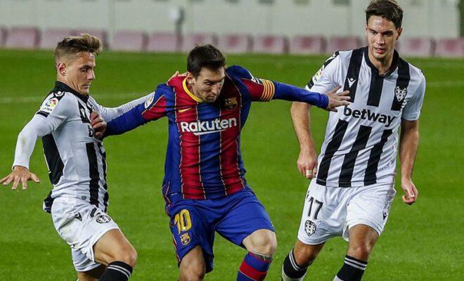 barcelona bekerja keras untuk menang
