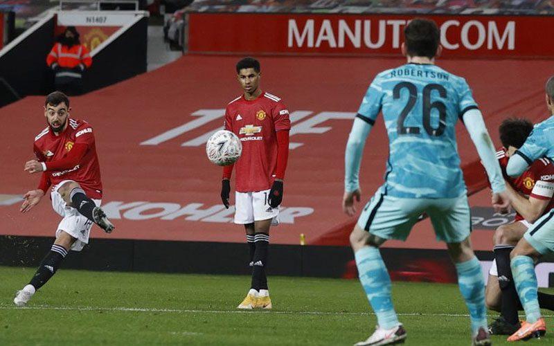 pertandingan man united vs liverpool