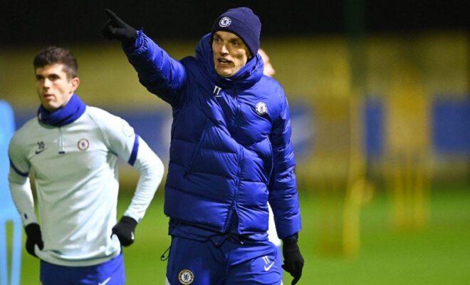 deretan manajer the blues
