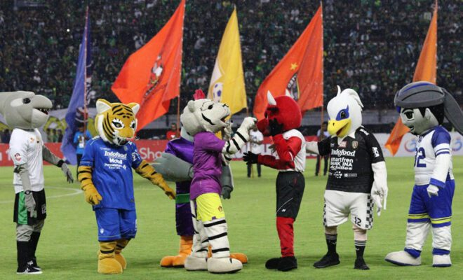 sepakbola indonesia sepanjang tahun 2020