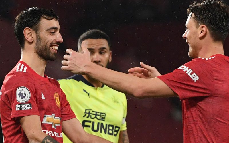 manchester united berhasil mengalahkan newcastle