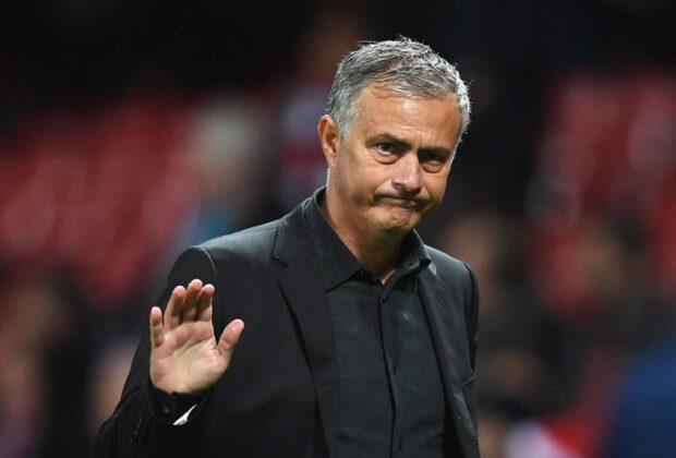jose mourinho tetap tenang