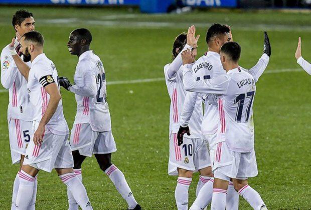 klub spanyol di liga champions
