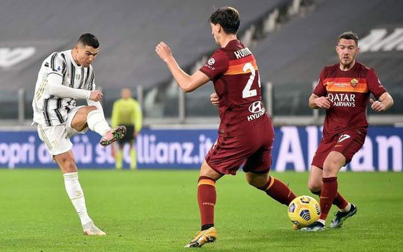 pertandingan juventus vs roma