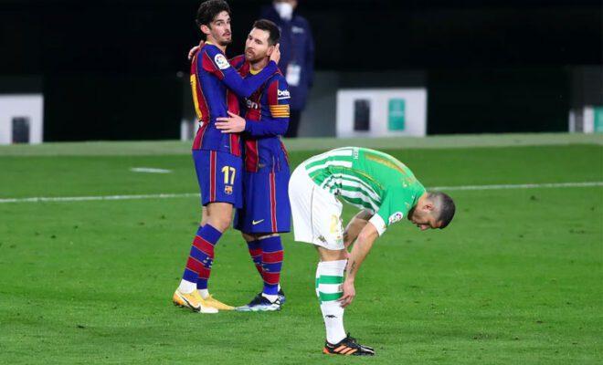barcelona menang lawan real betis