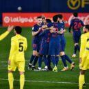 hasil liga spanyol hari ini
