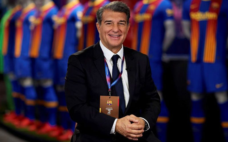 presiden baru barcelona