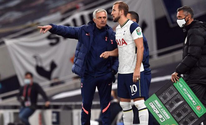 pasukan mourinho masih sering memble