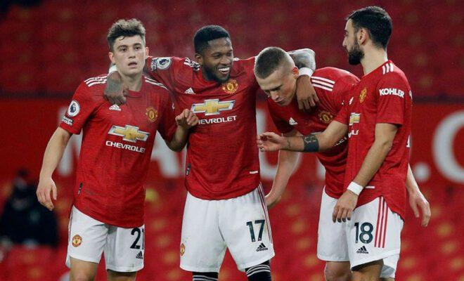 comeback terbaik manchester united
