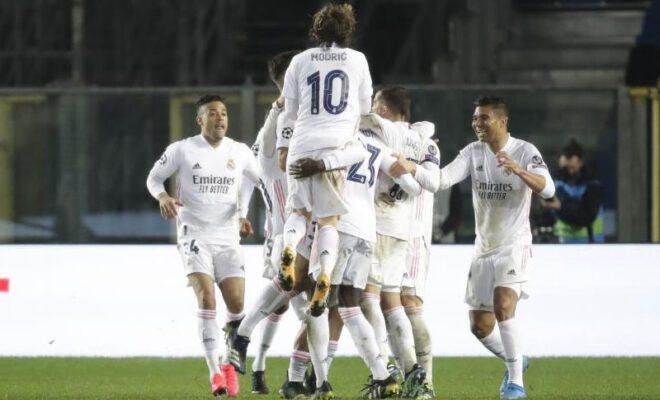 128 Real Madrid Kembali Juara La Liga Masih Mungkin
