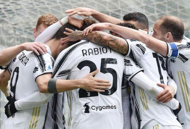 juventus targetkan lolos ke liga champions