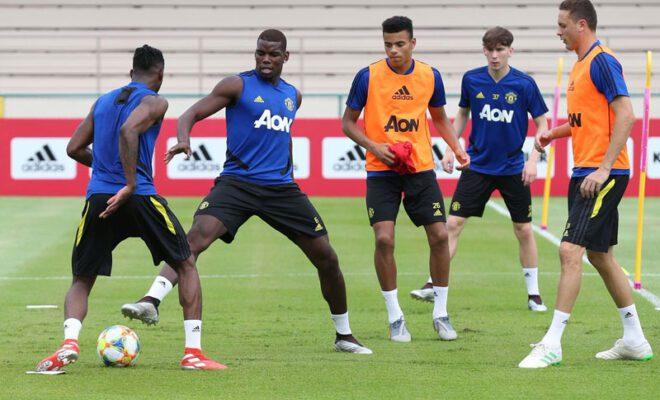 manchester united di ajang liga europa
