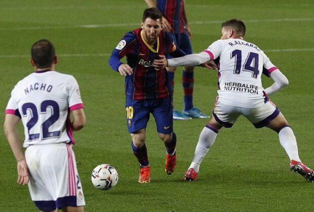 barcelona libas valladolid