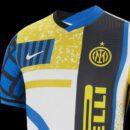 logo dan jersey terbaru milik inter
