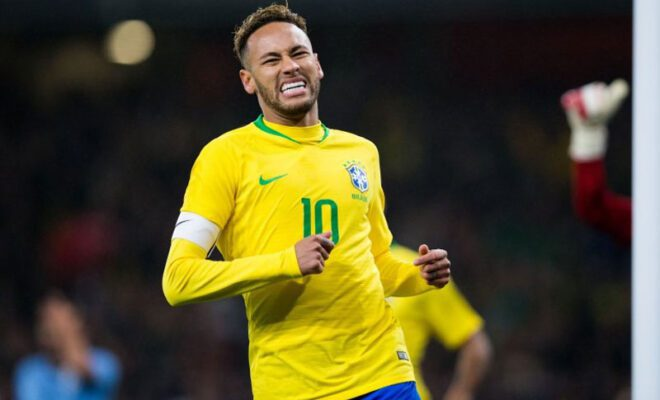deretan pemain brasil