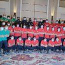 timnas indonesia berangkat ke dubai