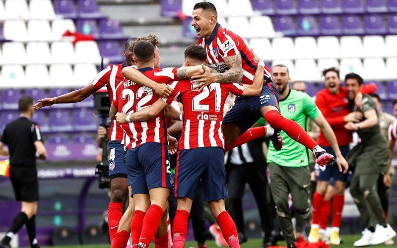 atletico madrid menjadi juara liga spanyol
