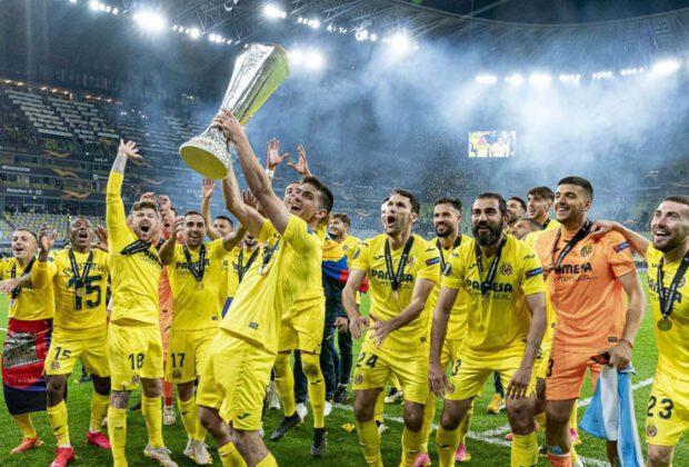 villarreal juara liga europa