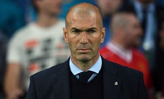 zidane resmi keluar dari real madrid