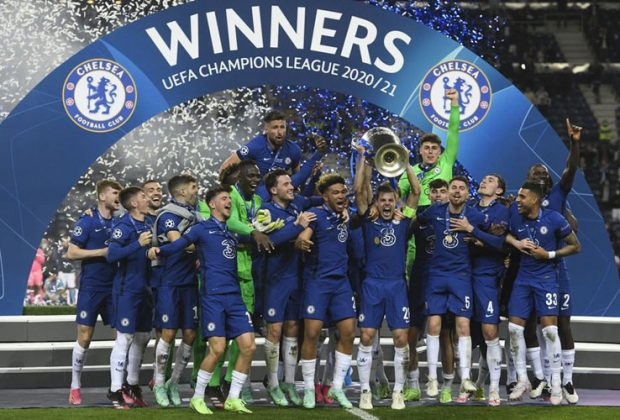 chelsea menang liga champions