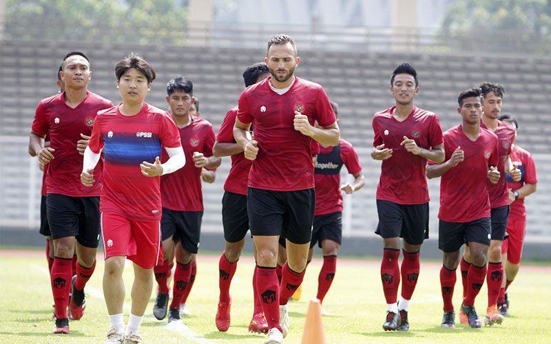 timnas indonesia targetkan hasil maksimal