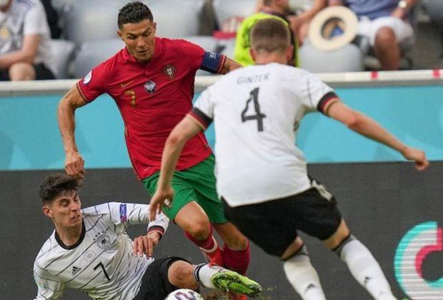 hasil pertandingan portugal vs jerman
