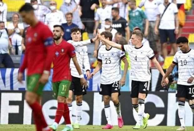 pertandingan portugal vs jerman