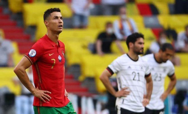 portugal kalah digilas jerman