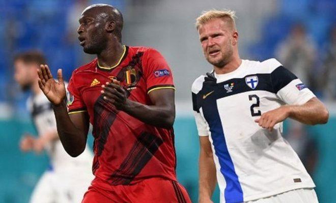 hasil pertandingan belgia vs finlandia