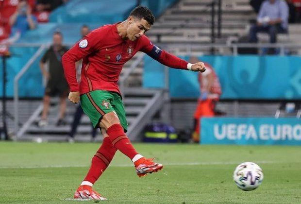 keberuntungan timnas portugal
