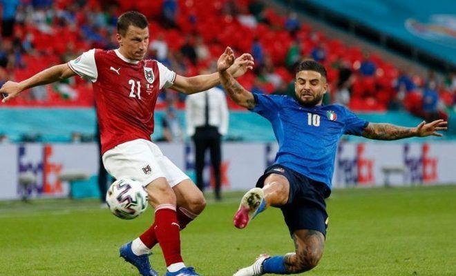 hasil pertandingan italia vs austria