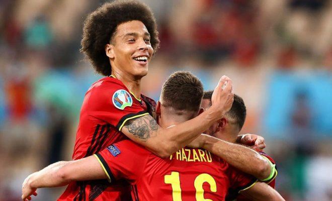 belgia dan republik ceko lolos