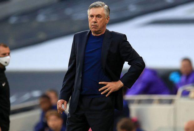 carlo ancelotti kembali menjadi pelatih
