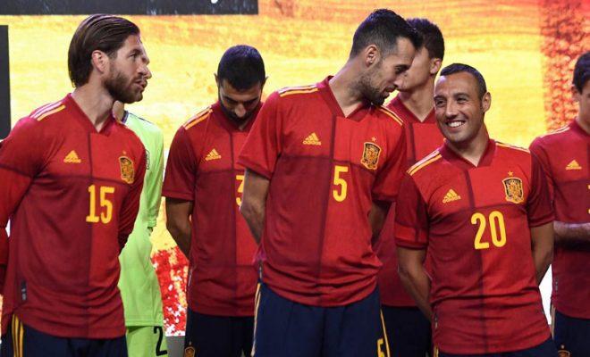 pemain timnas spanyol