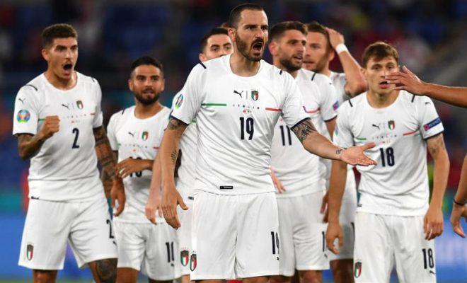 kemenangan timnas italia