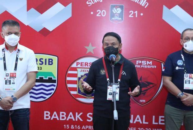 izin liga 1 2021-2022
